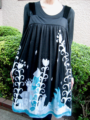 Another Fairy chimneys dress from Tsumori Chisato