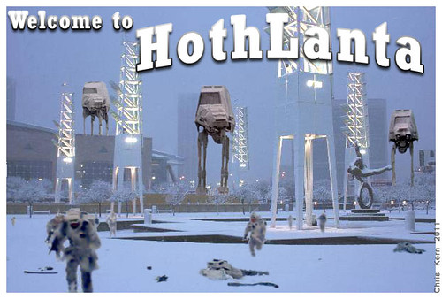 Welcome to HothLanta