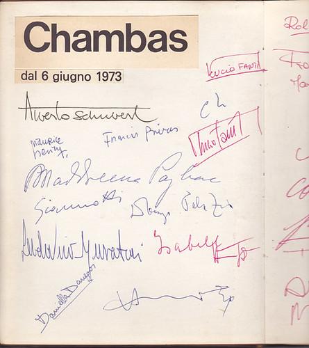 chambas 73