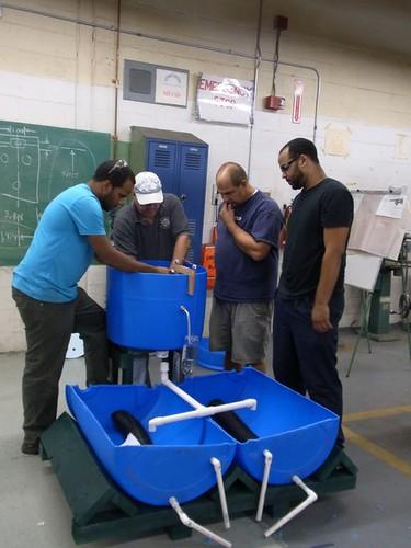 LCGD aquaponics