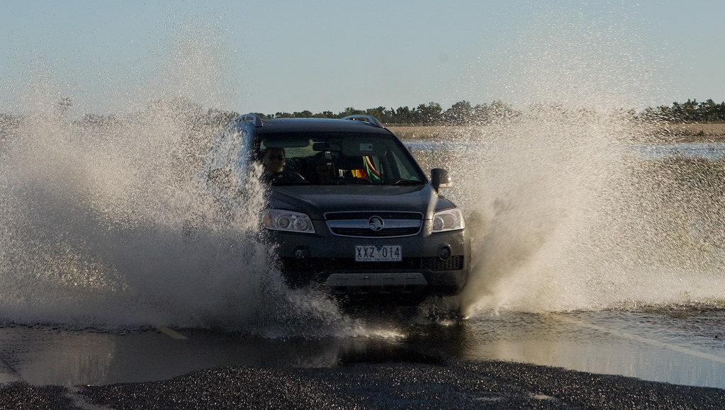 Как затопило Австралию