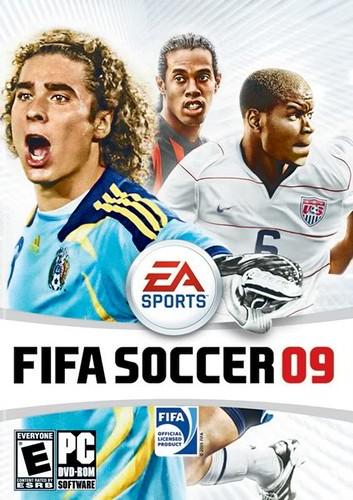 Tải game bóng đá FiFa 09.
