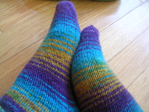 blank sock #3