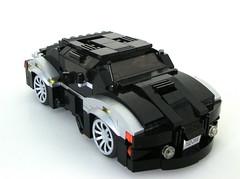 LEGO spy car (aabbee 150) Tags: car lego spy