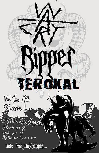 1/19/11 Warcry/Ripper/Terokal