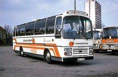 1977 Volvo B58 Plaxton Viewmaster 49 seater in the fleet 1981/82 (peterthebus) Tags: ferry volvo sheffield kings coaches viewmaster the b58 carnell plaxton derekspics rak734r