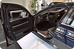 [ The Ultimative Driving Machine ] New BMW 7-Series Hybrid Limousine @ BMW Tokyo in Shinjuku