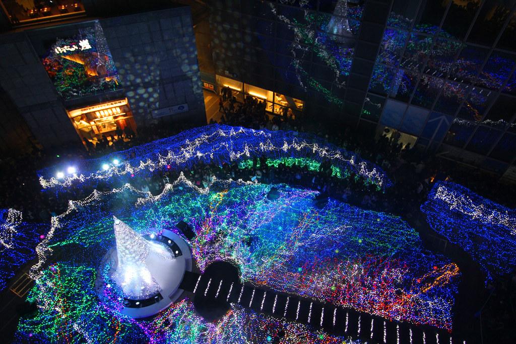 Shiodome illumination (4)