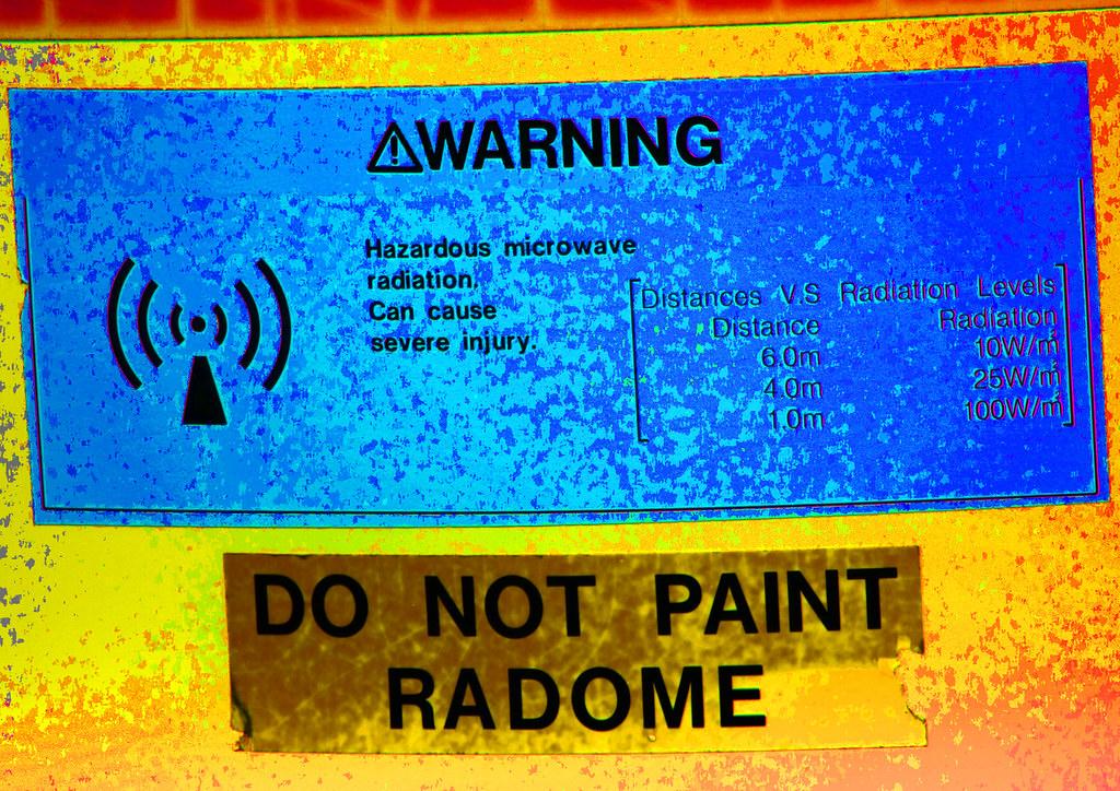 Dangers Of Microwave Radiation Microwave Radiation