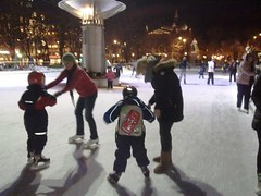 Oslo Skate Rink in Winter Wonderland #2