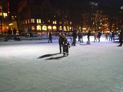 Oslo Skate Rink in Winter Wonderland #1