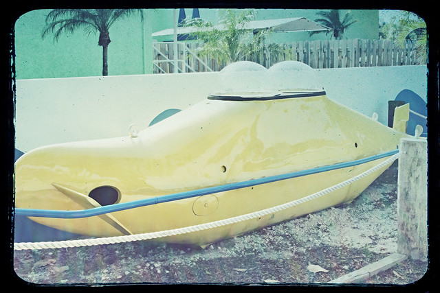 project 52-2-yellow submarine