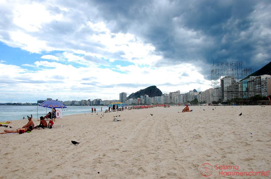 Copacabana Hammering