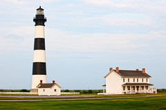 North Carolina -  Island Lighthouse (NikonD3xuser1(Thanks for 253,000 visits)) Tags: usa lighthouse northcarolina 1001nights bodieisland