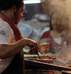 DSC_2006t_f (Mark_Daniels) Tags: street uruguay nikon interior cook 85mm meat montevideo carne nikkor f18 j23k