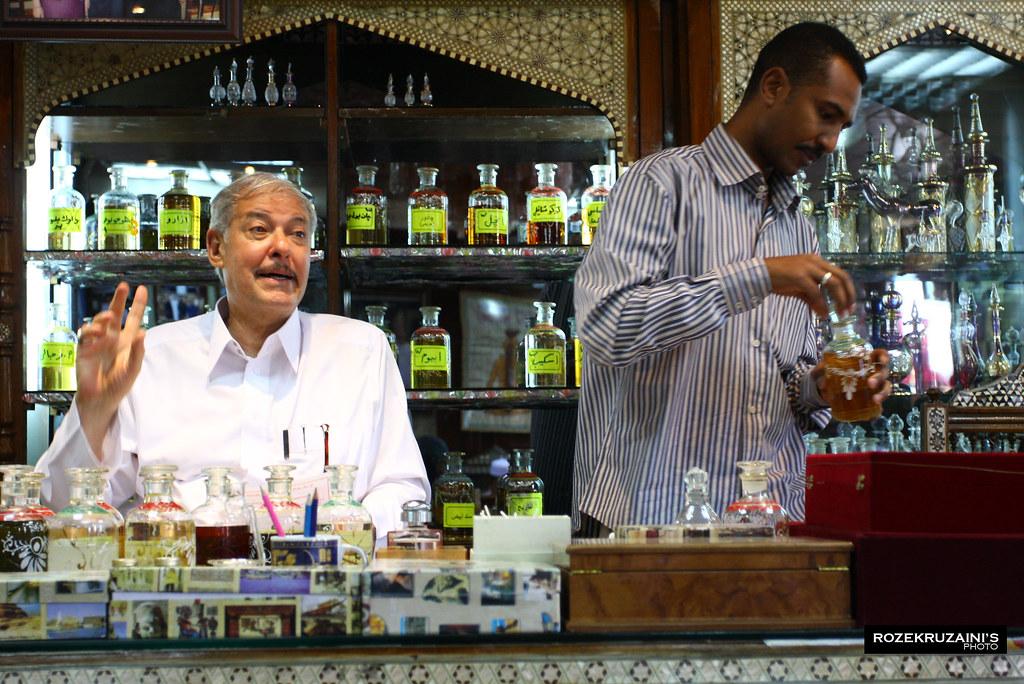 Kedai minyak wangi