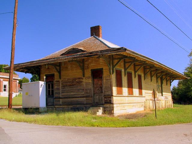Chuckey, TN Train Depot