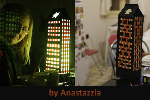 Night light by Anastazzia