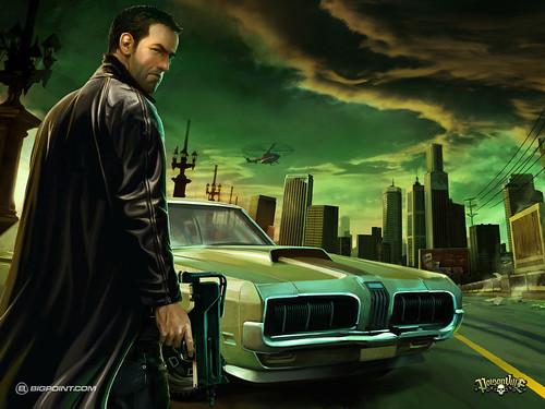 wallpaper game 2011. PoisonVill Game Wallpaper