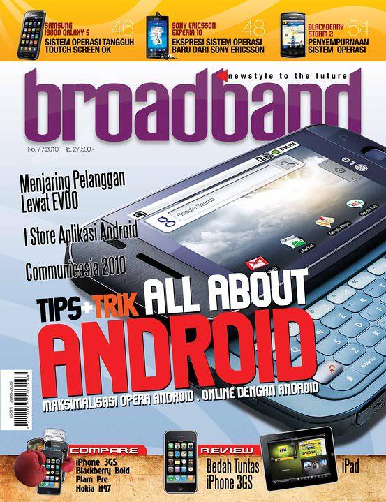 broadband magazine