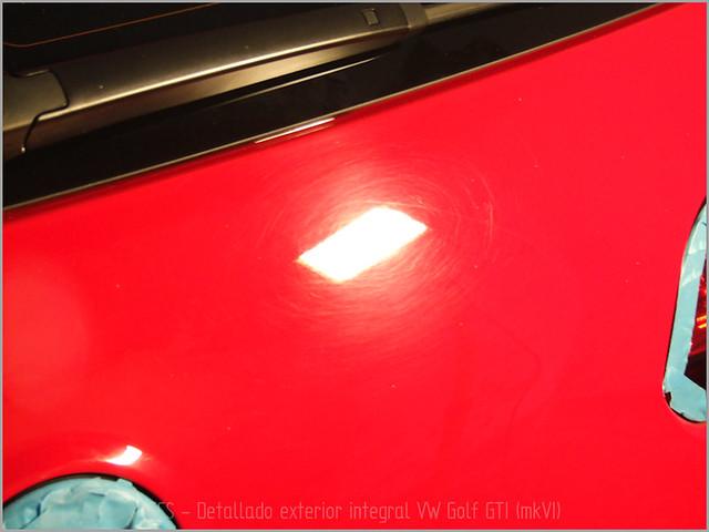 Detallado exterior VW Golf GTI mkVI-28