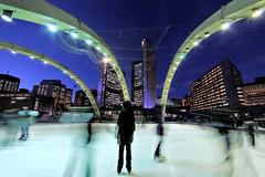 365 - 345 (yedman) Tags: toronto canada ice skate project365 nathanphilipsquare yedman