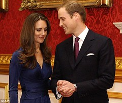 William and Kate shun traditional wedding list...
