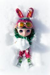 Snowball Fight!! (22/365)