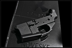 New Noveske Flared Forged Lower (FFL) (stickgunner) Tags: stickman ffl noveske noveskerifleworks flaredforgedlower