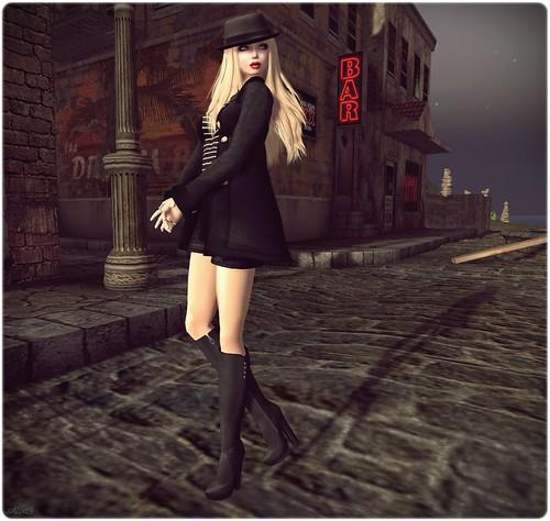Style - Secret Agent Girl