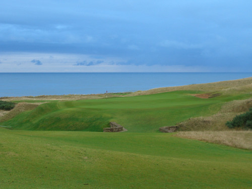 Eighteenth Green at Kingsbarns