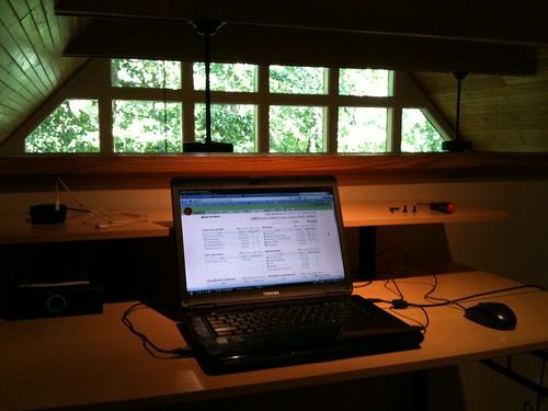 New Computer Desk