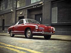 1963 VW Karmann Ghia