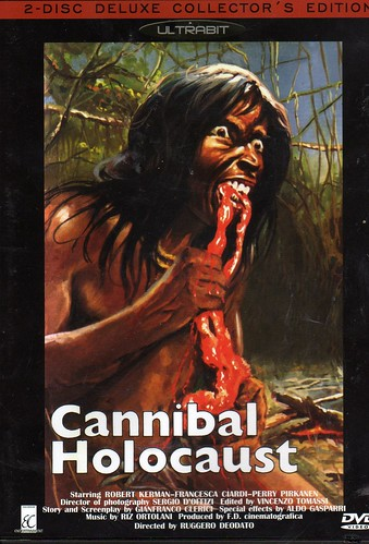 Cannibal Holocaust cover