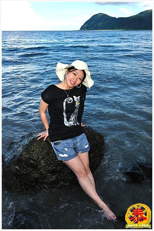 蘭嶼 Day3-情人洞旁的無名山頭+東清海邊 (13)