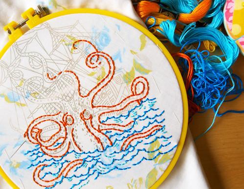 Octopus Love.
