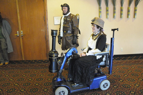 Steamcon II: Steam Engine and Engineers