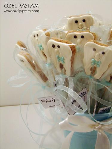 Diş Kurabiyeleri / Tooth Cookies