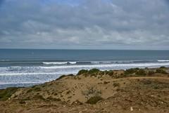 drivedown 1 (julia.chapple) Tags: ocean sky sun boats sand desert camels