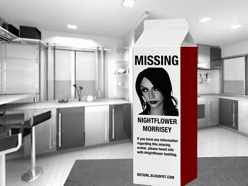 milk carton missing person template missing person milk carton