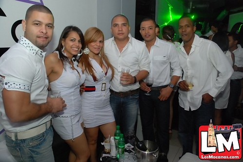 White Party @ moccai Glam Club