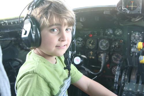 Pilot Lucas
