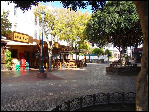 Plaza Tutti Frutti Nerja