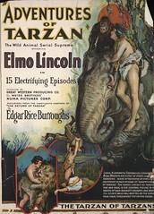 Adventures_of_Tarzan_-_Elmo_Lincoln (gabrielrivages) Tags: johnny tarzan weissmuller weissmüller