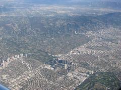 IMG_4287 (Dan_DC) Tags: california ca la losangeles aerialview aerial hills valley hollywood beverlyhills centurycity santamonicablvd wilshireblvd