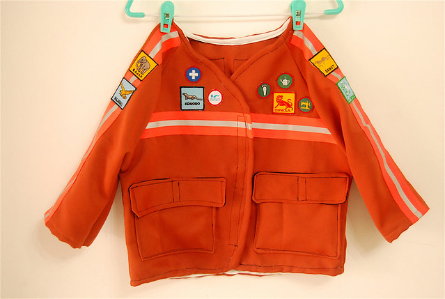 F.D. jacket (front)