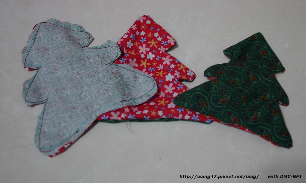 20101202-01布作聖誕樹