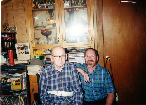 Papaw Reid and Dad