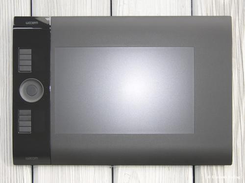 My new Wacom Intuos 4 tablet