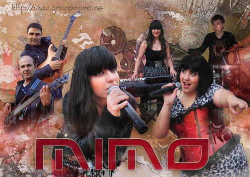 Mimo 2010 - grupo - cartel